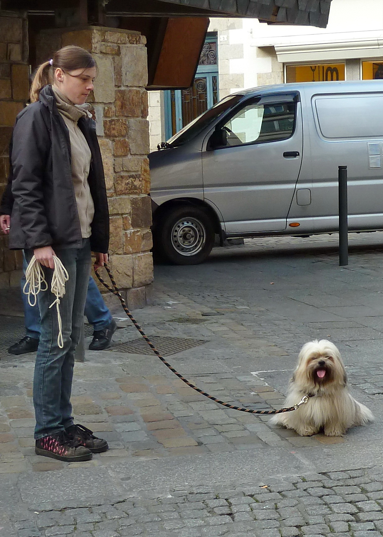 Morgan Rolland - Autour des chiens 29 : promenade à Quimper