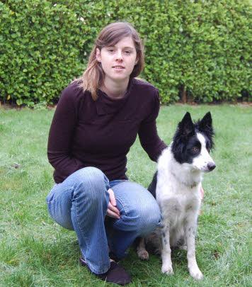 Mogan Rolland et Elfie border collie Autour des chiens 29 Quimper
